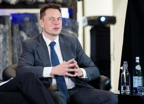 Elon Musk, CEO of Tesla Motors / AFP / NTB Scanpix / Heiko JUNGE / Norway