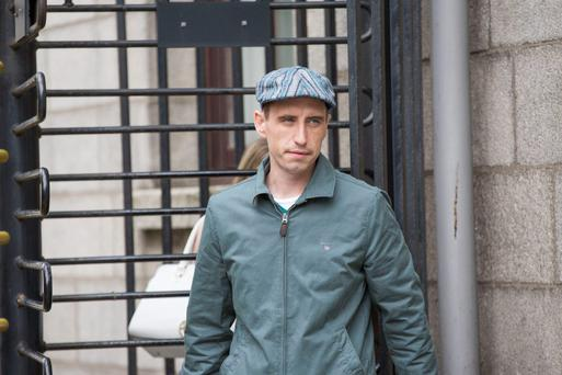 Jonathan Kenny appeared before the Circuit Civil Court today. Picture: Mark Condren