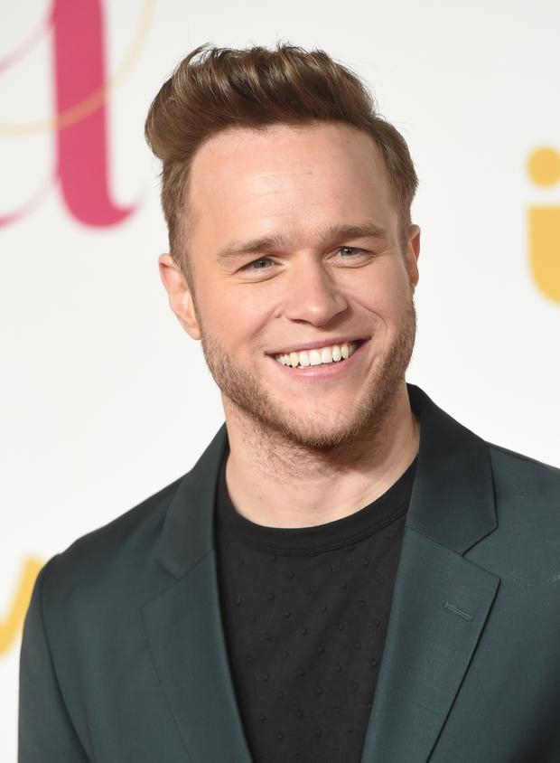 Olly Murs (Photo by Stuart C. Wilson/Getty Images)