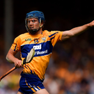 Shane O'Donnell is determined to help the Clare hurlers repeat their 2013 All-Ireland triumph. Photo by Ramsey Cardy/Sportsfile