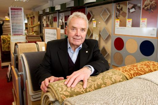 Mr Kelly (75), 'the Carpet Man', was one of Ireland's best-known businessmen