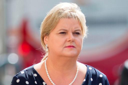 Angela Kerins claimed that PAC members were biased against her and engaged in a 'witch hunt' and a 'vendetta' Photo: Mark Condren