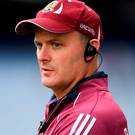 'Micheál Donoghue was appointed manager a few days before Christmas last year so he had very little time before putting a panel together for the start of the new season.' Photo by Stephen McCarthy/Sportsfile