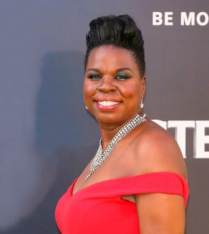 Actress Leslie Jones, who closed her Twitter account after she endured a sustained campaign of hate. Photo by JB Lacroix/WireImage