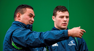 Robbie Henshaw has backed Pat Lam for the Ireland job should Joe Schmidt not renew his contract