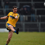 Fergal Lennon in action for Roscommon