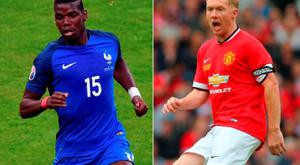 Paul Pogba is not worth anywhere near £100m, according to Paul Scholes