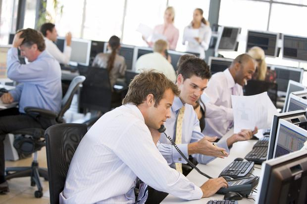How is your workplace tech etiquette? Do you sign off with Xs at the end of emails? How about asking colleagues to print out and rescan documents? (Stock picture)