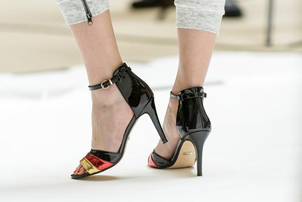 High heels can cause pain. Photo: Getty Images