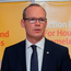 Minister Simon Coveney talks about the Government's new housing plan Photo: Gareth Chaney Collins