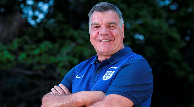 Having been overlooked a decade ago, Allardyce believes he is now the right man in the right job at the right time. Photo: PA