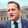 Leo Varadkar: 'I suppose you have to put up with that sort of stuff. That's politics' Photo: Tony Gavin