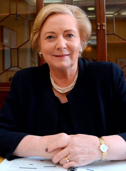 Frances Fitzgerald: says options include deportation Photo: Caroline Quinn