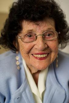 Josie Silo turned 100 this week
