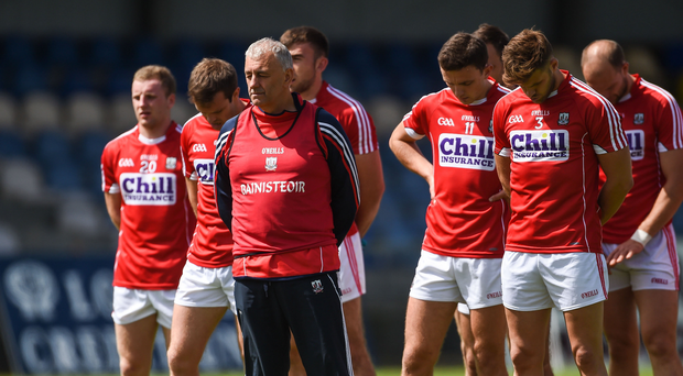 A Cork win would make it four Munster teams in the All-Ireland quarter-finals. Picture Credit: Ramsey Cardy/Sportsfile