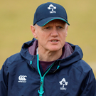 Joe Schmidt is at home in New Zealand, where he is mulling over whether to extend his contract with the IRFU. Picture Credit: Brendan Moran/Sportsfile
