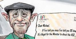 The revelation that Michael Healy-Rae submitted 115 parliamentary questions in one day will do nothing to hurt his political career. That, not him, is an indictment of our political system.