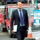 Mr Varadkar has pledged to increase councillors' pay from January in a move that will significantly boost his Fine Gael leadership prospects. Photo: Tony Gavin