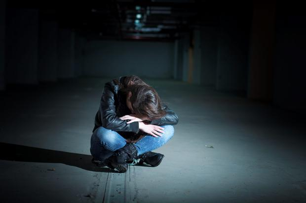 Teen suicide helpline saw a 44pc rise in calls in the first six months of 2016 (Stock photo)