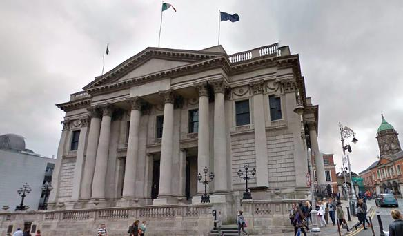 Dublin City Hall (Photo: Google Maps)