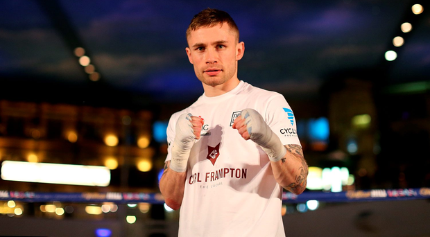 Carl Frampton. Photo: Jan Kruger/Getty Images