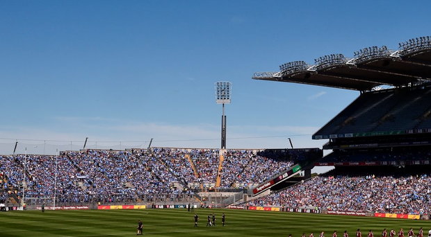 No doubt within the Association there were fears that a militant players' union would derail a century of amateur tradition Photo: David Maher/Sportsfile