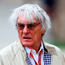 Bernie Ecclestone Photo: Lars Baron/Getty Images