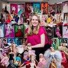Glenda with her Barbie dolls in The Collectors, the first ever European documentary shot on an iPhone