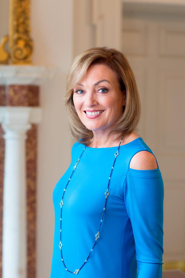 Mary Kennedy: It's about respect and dignity and I think the Rose of Tralee is a great vehicle for showcasing those values