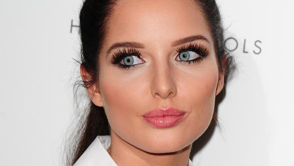 Helen Flanagan says she is besotted with her daughter, Matilda