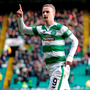 Leigh Griffiths scored Celtic's equaliser. (Photo: Graham Stuart/Reuters)