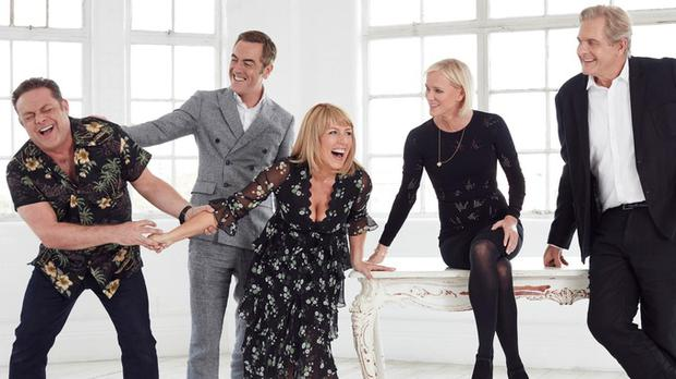Cold Feet cast reunite ahead of series revival. Photo: ITV
