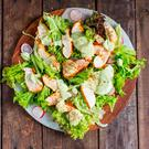 Forkful's Chicken and avocado salad. Photo: Mark Duggan