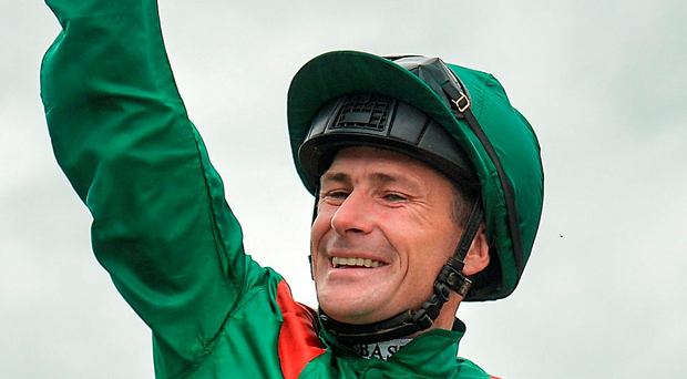 Daredevil Day ticks the right boxes for me for Joseph Murphy and Pat Smullen (pictured). Photo by Cody Glenn/Sportsfile