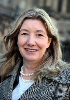 Director of Corporate, Strategic and International Affairs at IBEC Mary Rose Burke Picture: Tom Burke