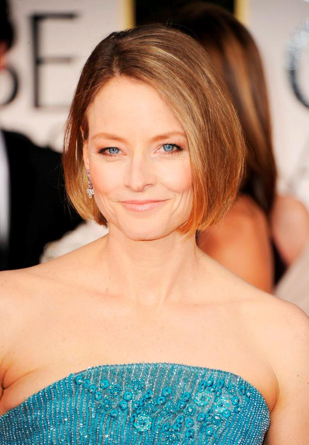 Actress Jodie Foster. Photo: Getty