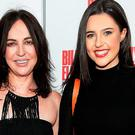 Morah Ryan and Babette Ryan at the Irish premiere of Billy Elliot The Musical atthe Bord Gais Energy Theatre. Pictures: Brian McEvoy