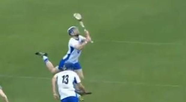 Stephen Bennett's flicked assist was simply gorgeous