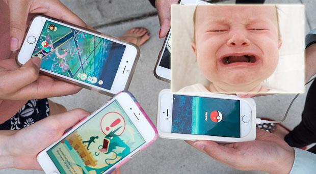 Parents in the US have been inspired by the revival of Pokemon