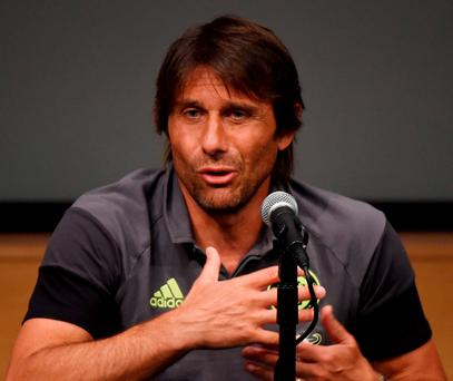 New Chelsea coach Antonio Conte