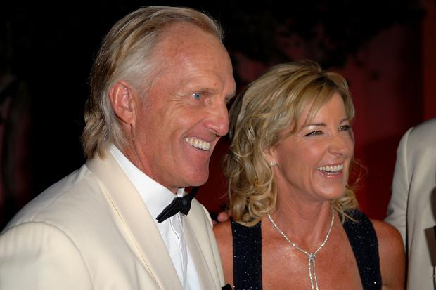 Tennis pro married her ex-husband's friend Greg Norman, but their marriage dissolved after 15 months.