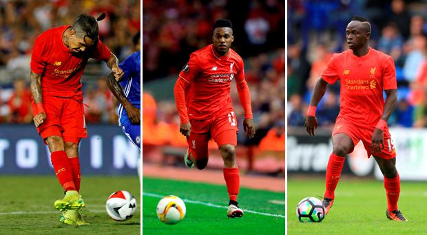 John Aldridge expects this trio to play a huge role for Liverpool this season