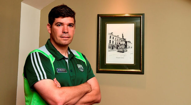 Eamonn Fitzmaurice is wary of a Clare team who have 'serious' confidence and momentum. Photo: Sportsfile