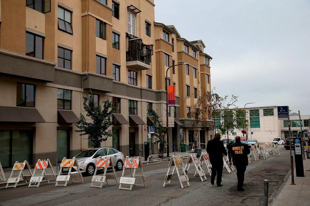 The families of six students who died in the Berkeley balcony tragedy want Californian legislators to study building safety laws from New Zealand and Japan. Photo: Getty