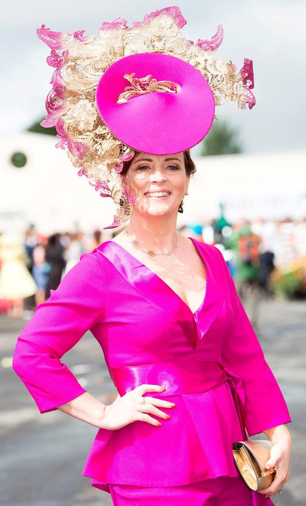 Caitriona King: the Milliner. Photo:Andrew Downes