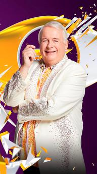 Christopher Biggins, one of the contestants in this year's Celebrity Big Brother