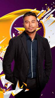 Ricky Norwood, one of the contestants in this year's Celebrity Big Brother