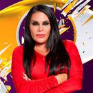 Channel 5 undated handout photo of Renee Graziano, one of the contestants in this year's Celebrity Big Brother