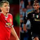 Bastian Schweinsteiger is reportedly set to leave Old Trafford as Paul Pogba arrives
