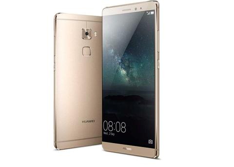 Solid phablet: Huawei Mate S